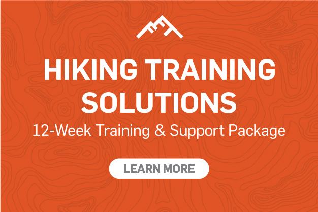 hiking training solutions
